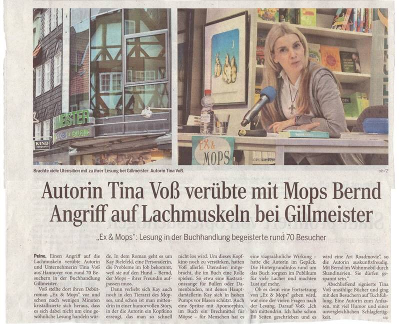 Peiner Allgemeine Zeitung, 19. Februar 2015